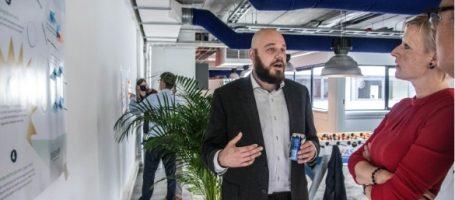 Gamestormen tijdens de ondernemersdroom sessie
