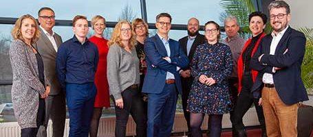Het team van Deykerhoff accountant & adviseurs