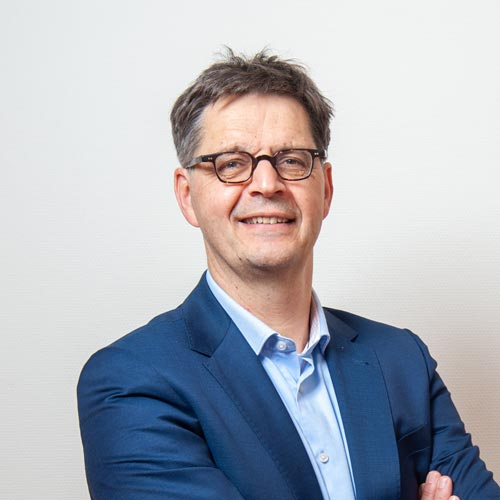 Cyril Haeve adviseur en coach bij Deykerhoff Accountants